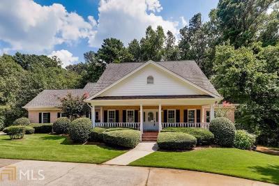 Snellville Single Family Home New: 1685 Winding Creek Cir