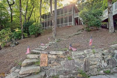 Clayton, Clarkesville, Tiger Single Family Home For Sale: 72 Emmaus Ln