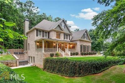 Kennesaw Single Family Home New: 1855 Pine Mountain Road NW