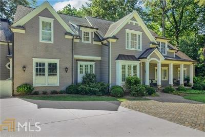 Buckhead Single Family Home For Sale: 2691 Howell Mill Rd