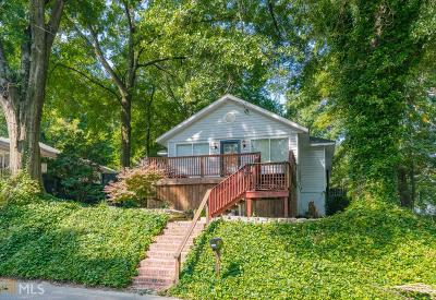 Atlanta Single Family Home New: 2152 NW Forrest Pl