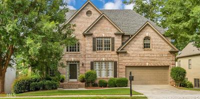 Barrow County, Cobb County, Dekalb County, Forsyth County, Fulton County, Gwinnett County, Hall County, Jackson County, Oconee County, Walton County Single Family Home New: 590 River Valley Dr