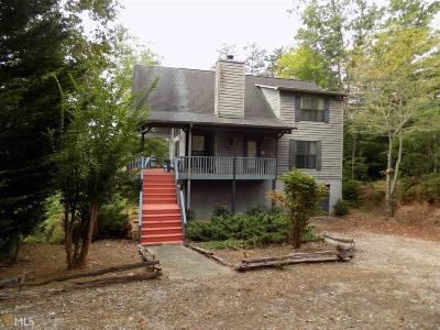 Sautee Nacoochee Single Family Home For Sale: 1634 Sautee Trl #H7