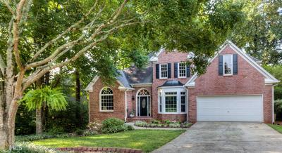 Alpharetta Single Family Home For Sale: 11330 Brookhollow Trl