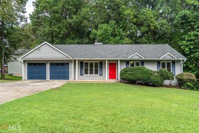 Kennesaw Single Family Home New: 41 Hartley Woods Dr