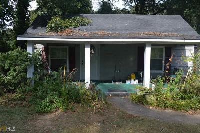 Covington Single Family Home Under Contract: 4534 Salem Rd
