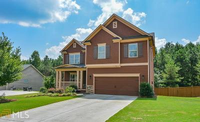 Powder Springs Single Family Home New: 5123 Vansant
