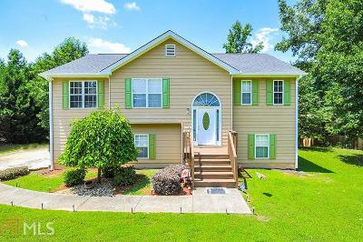 Winder Single Family Home New: 410 Arrowhatchee Dr