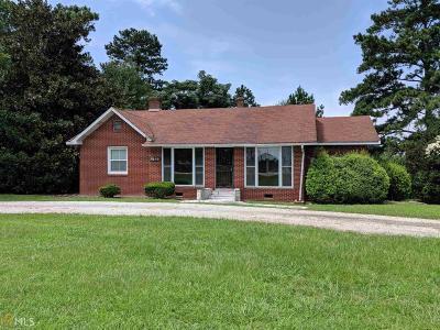 Douglas County Single Family Home New: 7546 Highway 78