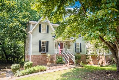 Snellville Single Family Home New: 2853 Quinbery Dr