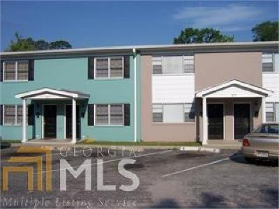 Statesboro Multi Family Home For Sale: 243 S Mulberry St #Lot 1