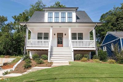 Atlanta Single Family Home New: 254 Rockyford Rd