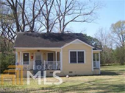 Statesboro Multi Family Home For Sale: 119 Harden Rd
