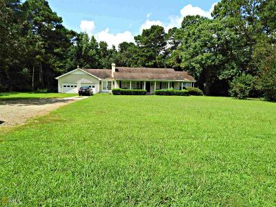 Winder Single Family Home For Sale: 1158 Carl Bethlehem Rd