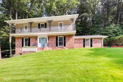 Atlanta Single Family Home New: 2175 Ector Court