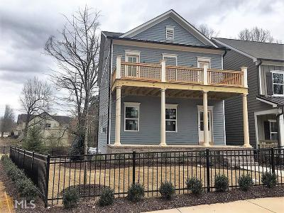 Atlanta Single Family Home New: 1600 Waysome Way #12
