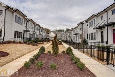 Atlanta Condo/Townhouse New: 1956 Summit Trace Cir #445