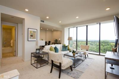Colony House At Colony Square Condo/Townhouse For Sale: 145 15th St #1031