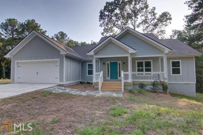 Conyers GA Single Family Home New: $204,900
