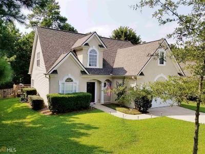 Newnan Single Family Home New: 256 Baldwin Ct