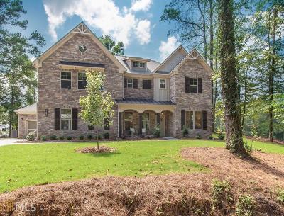 Tucker Single Family Home For Sale: 3683 Midvale Rd #20