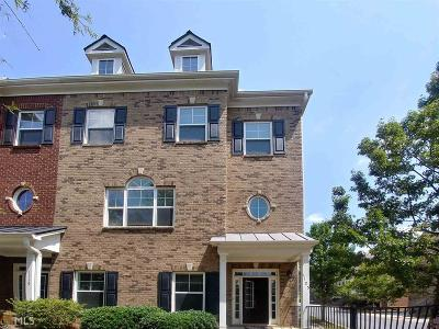 Alpharetta GA Condo/Townhouse New: $345,000