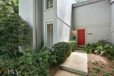 Atlanta Condo/Townhouse New: 3028 Vinings Ferry Drive