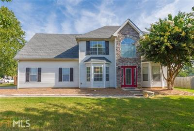 Mcdonough Single Family Home New: 943 Field View