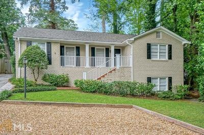 Atlanta Single Family Home New: 25 NW Lakeland Dr