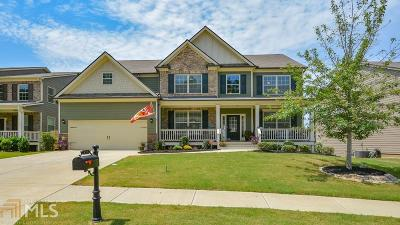Acworth Single Family Home New: 573 Olympic Way