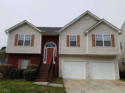 Atlanta Single Family Home New: 5986 Yellowood Ct
