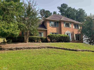 Single Family Home For Sale: 5930 Wilbanks Dr