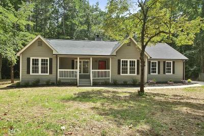 Newnan Single Family Home New: 94 Pilgrim Way