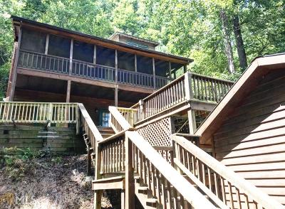 Sautee Nacoochee Single Family Home For Sale: 2691 Panorama Dr