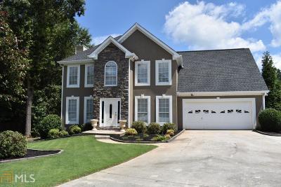 Grayson Single Family Home New: 560 Flowering Trl