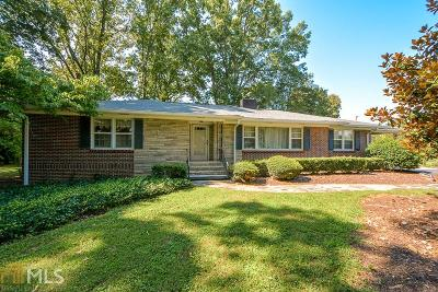 Habersham County Single Family Home For Sale: 508 Toccoa Hwy