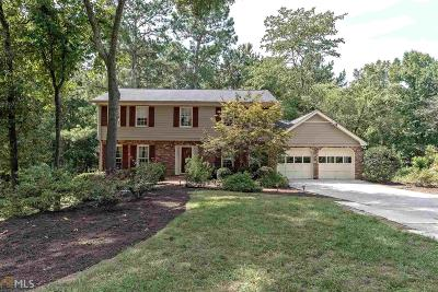 Roswell Single Family Home New: 1455 Woodcrest Drive