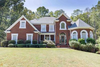 Newton County Single Family Home New: 155 Wesleyan Way