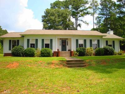Oxford Single Family Home Under Contract: 4643 Gauntt Rd