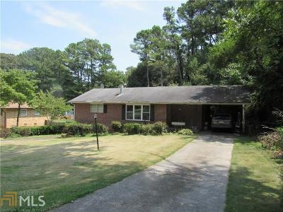 Marietta Single Family Home New: 621 Forest Ridge Dr