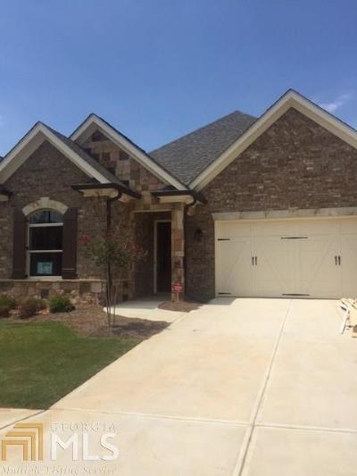 Suwanee Single Family Home New: 342 Rosshandler Rd #38