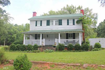 Monroe County Single Family Home New: 4551 Highway 42n