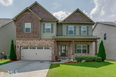Buford Single Family Home New: 3816 Antares Dr
