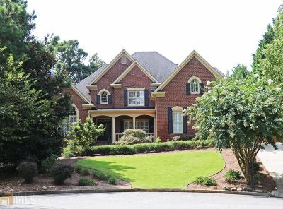 Alpharetta GA Single Family Home New: $575,000