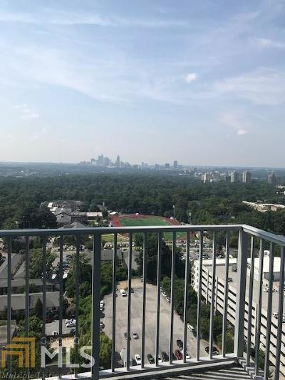 Atlanta Condo/Townhouse New: 250 Pharr Rd #2115