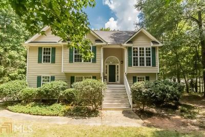 Newnan Single Family Home New: 295 Ashley Woods Dr