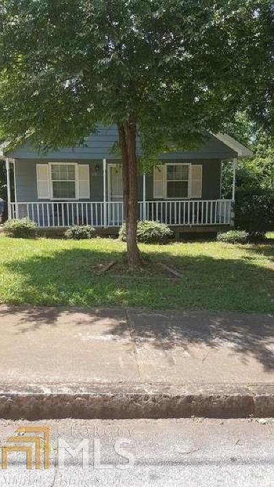 Atlanta Single Family Home New: 731 Woodson St