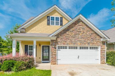 Atlanta Single Family Home New: 7156 Rigel Bend