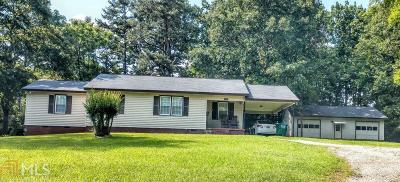 Snellville Single Family Home New: 2070 Elmwood Cir