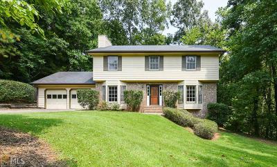 Marietta Single Family Home New: 2539 Hunton Ct